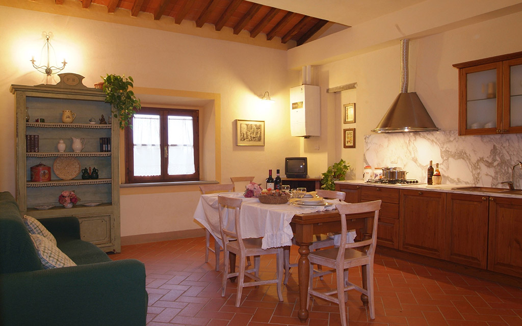 Suite Etrusco in Villa (4+2)